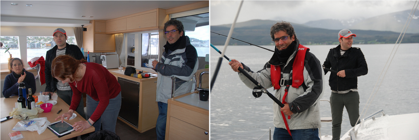 #fishing | Guest from Cuba | #Tromso