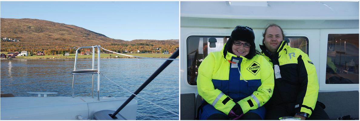 #Fjordcruise |#Tromsoe | Dolphin