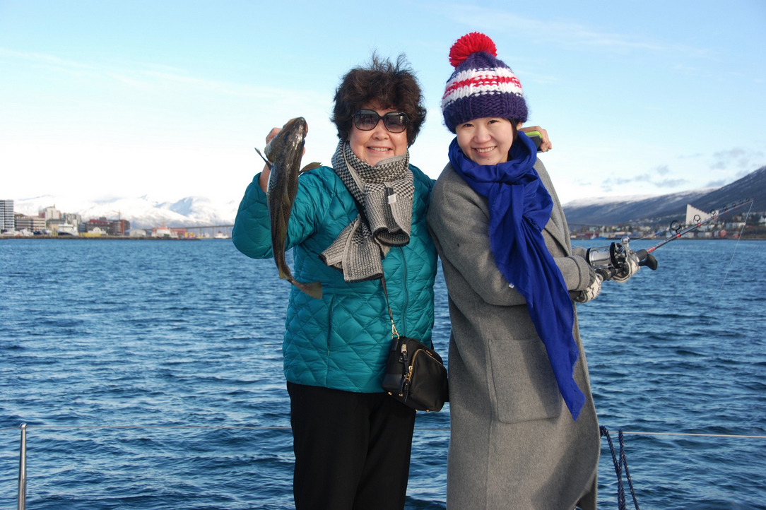 Chineese | Fishing | Tromso