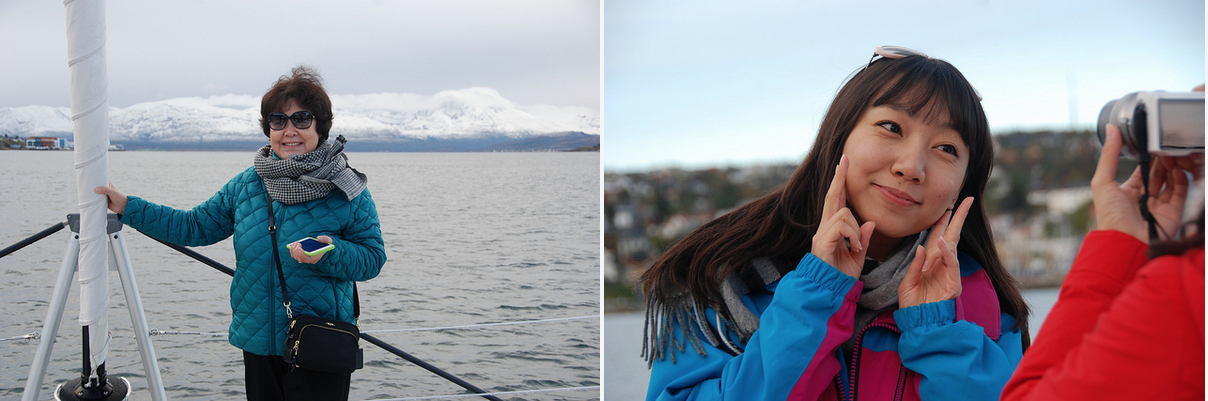 Chineese guest | Arctic Princess | Tromso