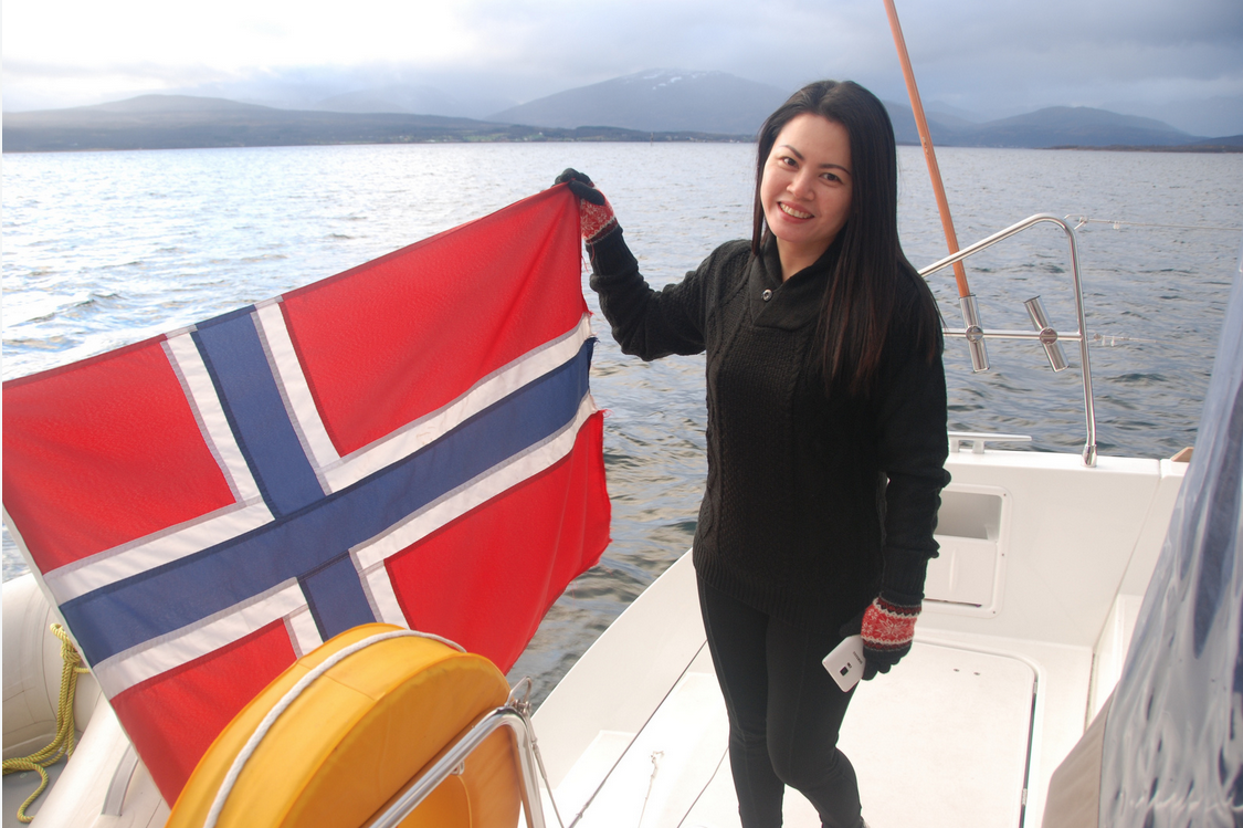 Malaysia lady | Saling | ArcticPrincess | Tromso