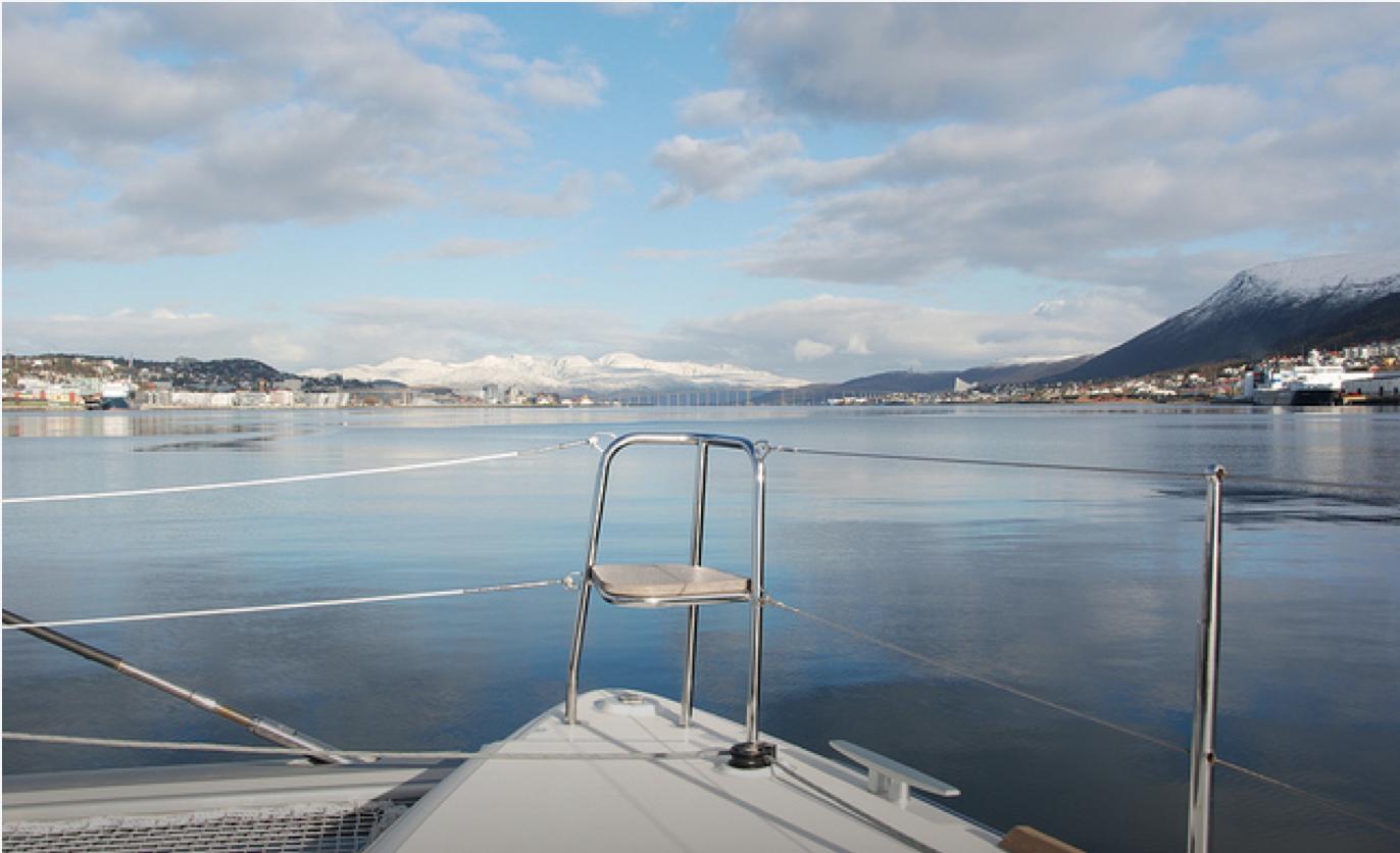 Tromso |Sailing | Norway | Arctic Princess