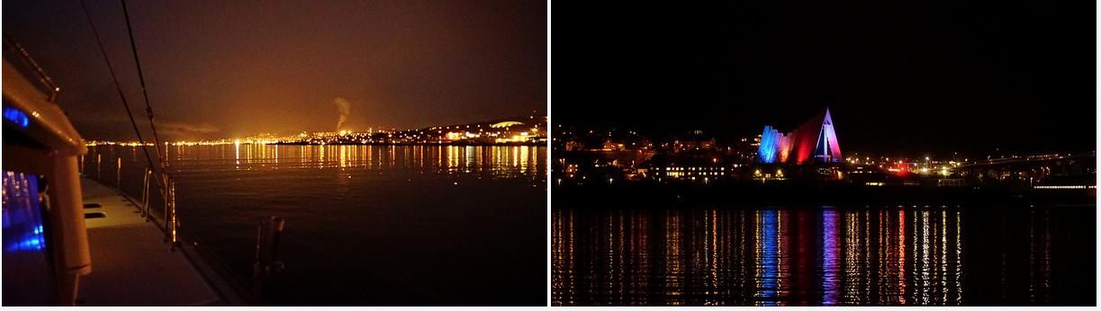 Sailing |Arctic Princess |Tromso | Norway |Whalesafari