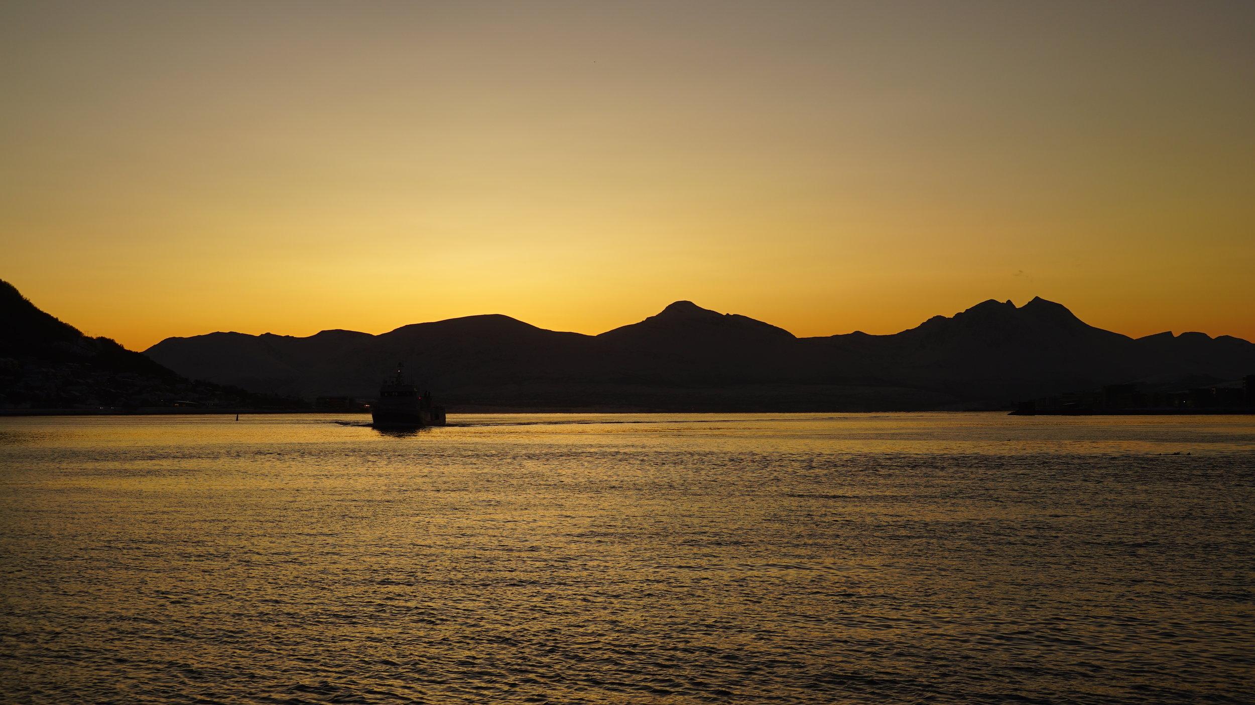 Tromso | Sailing | Arctic Princess | Boat