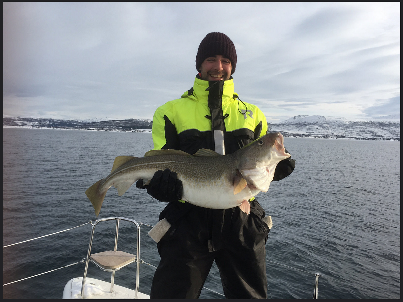 #Fishing | #Tromso | #ArcticPrincess