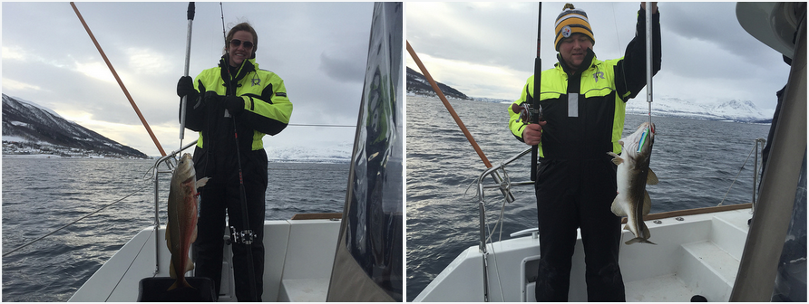 #Fishing | #Wedding tour | Arctic Princess