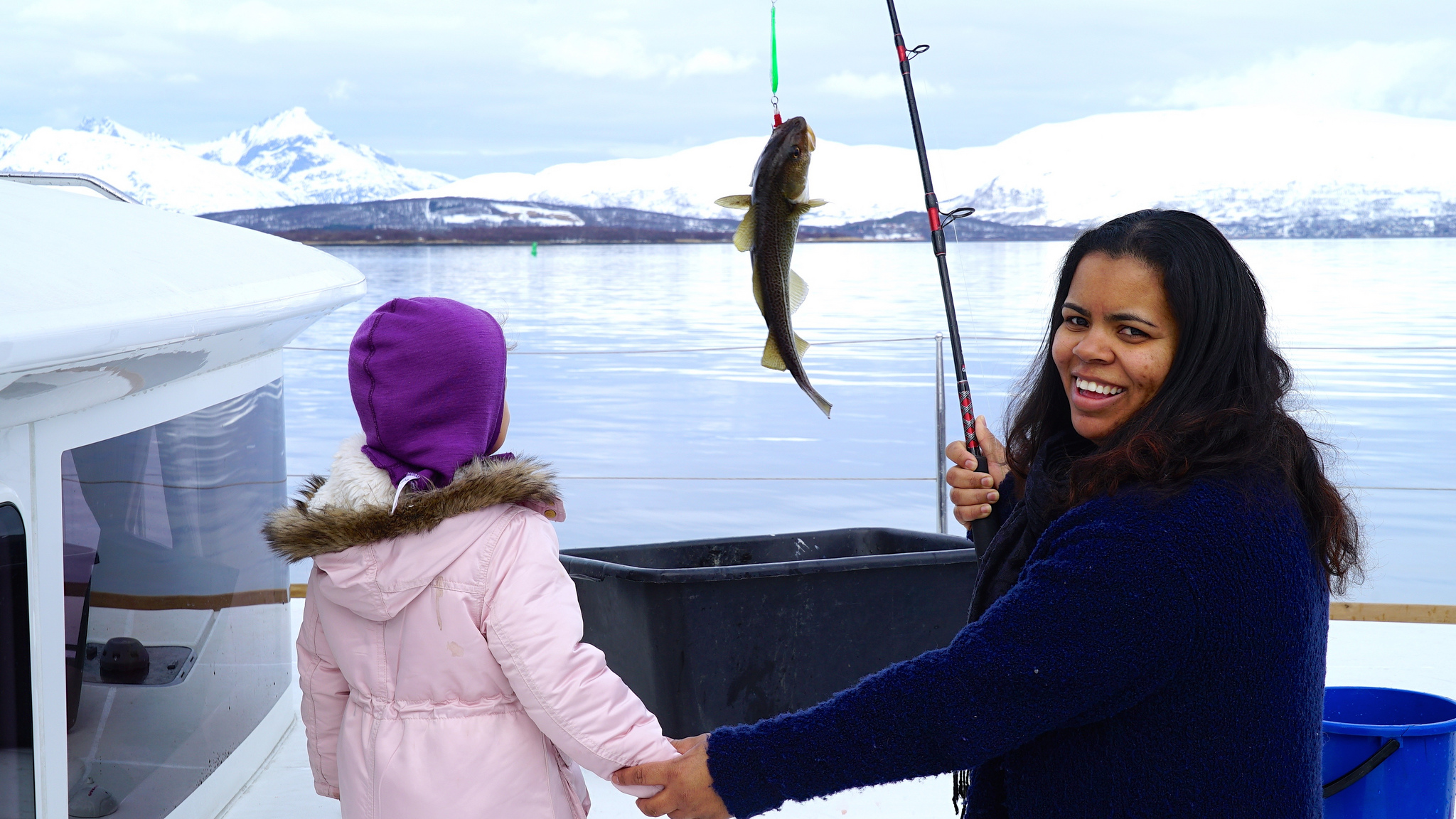 #Fishingtrip #Tromso #Boat