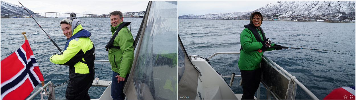 Fishing | Princess Emi | Tromso.