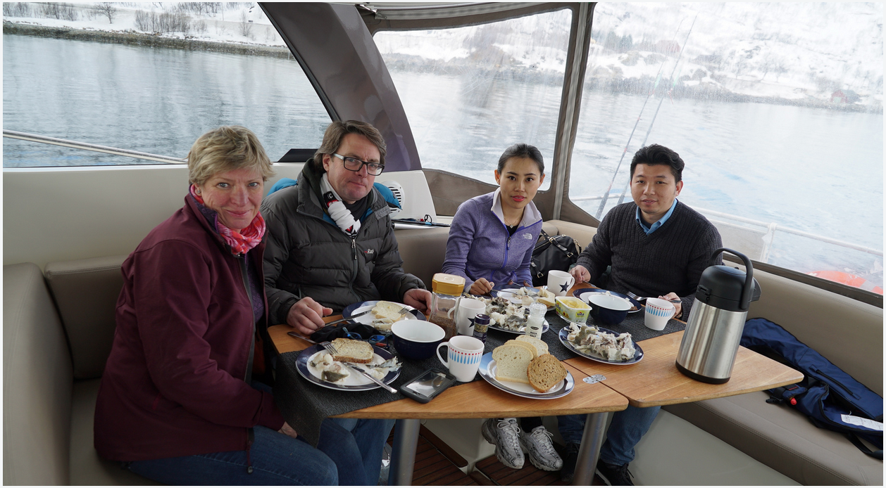 Fjordcruise |Fishing |Princess Emi | Cabincruiser |Boat |Tromso