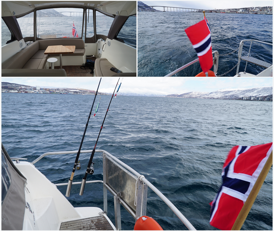 Princess Emi |Cabincruiser | Tromso