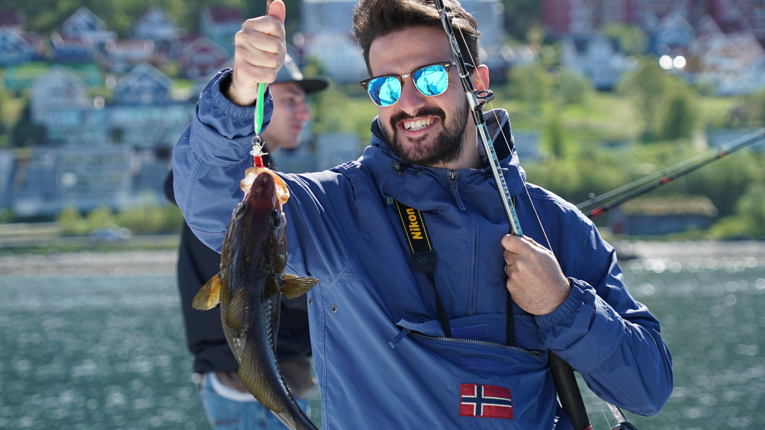 Fisketur | Tromsø