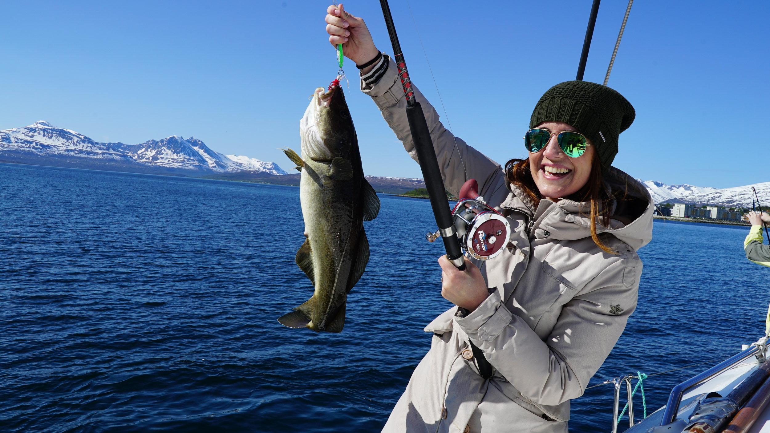 Fisketur |Tromsø