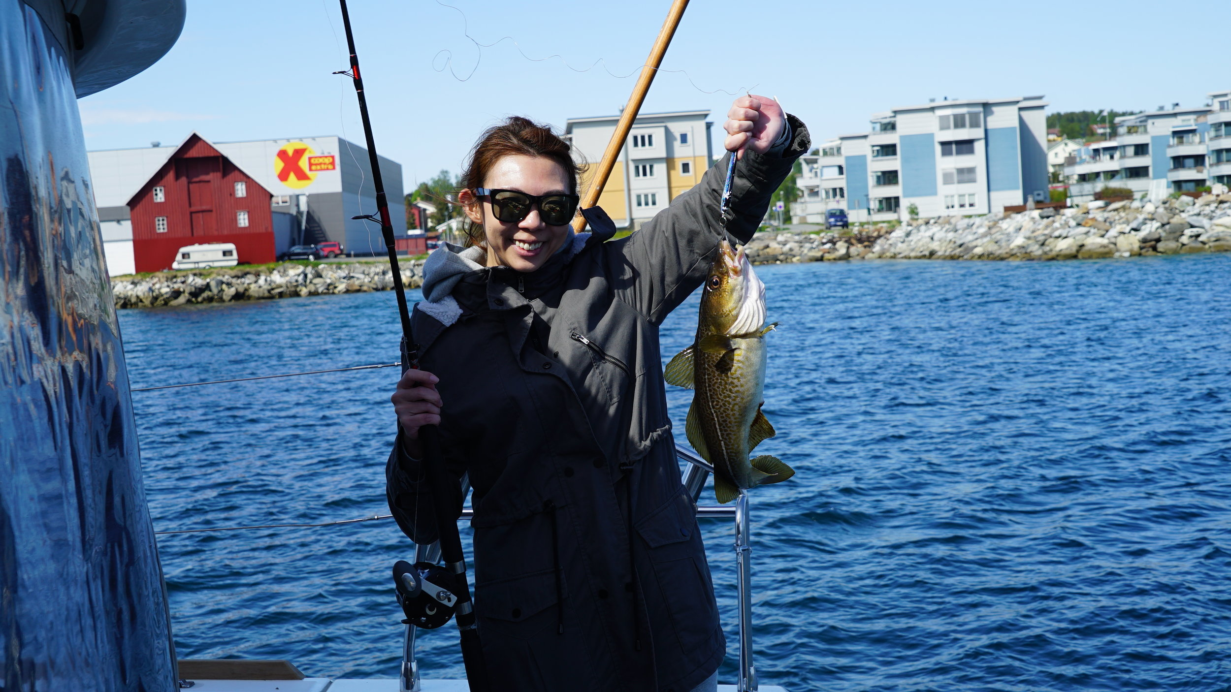 #Fishing | #Tromso