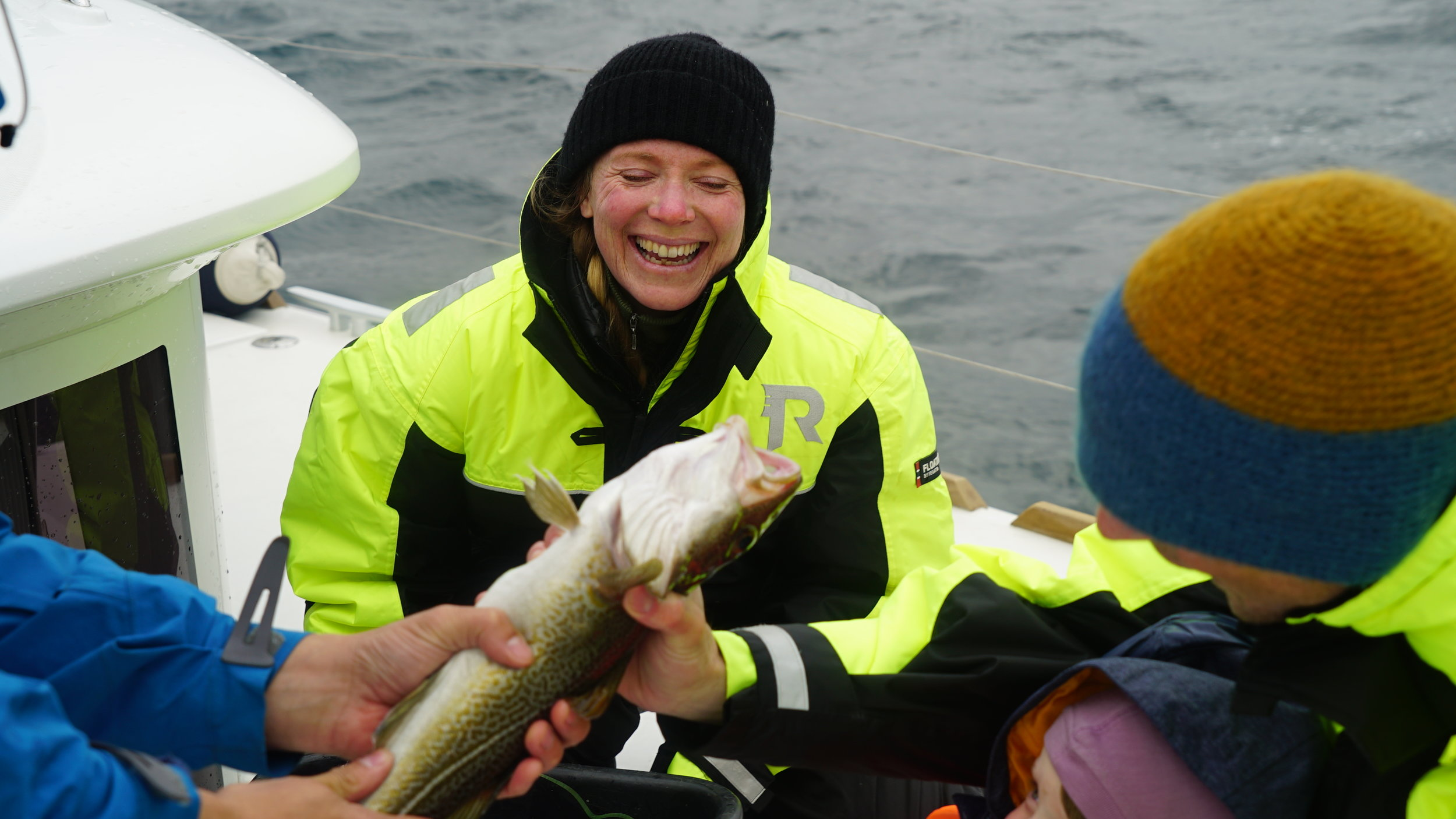 #Fisketur |#Tromsø