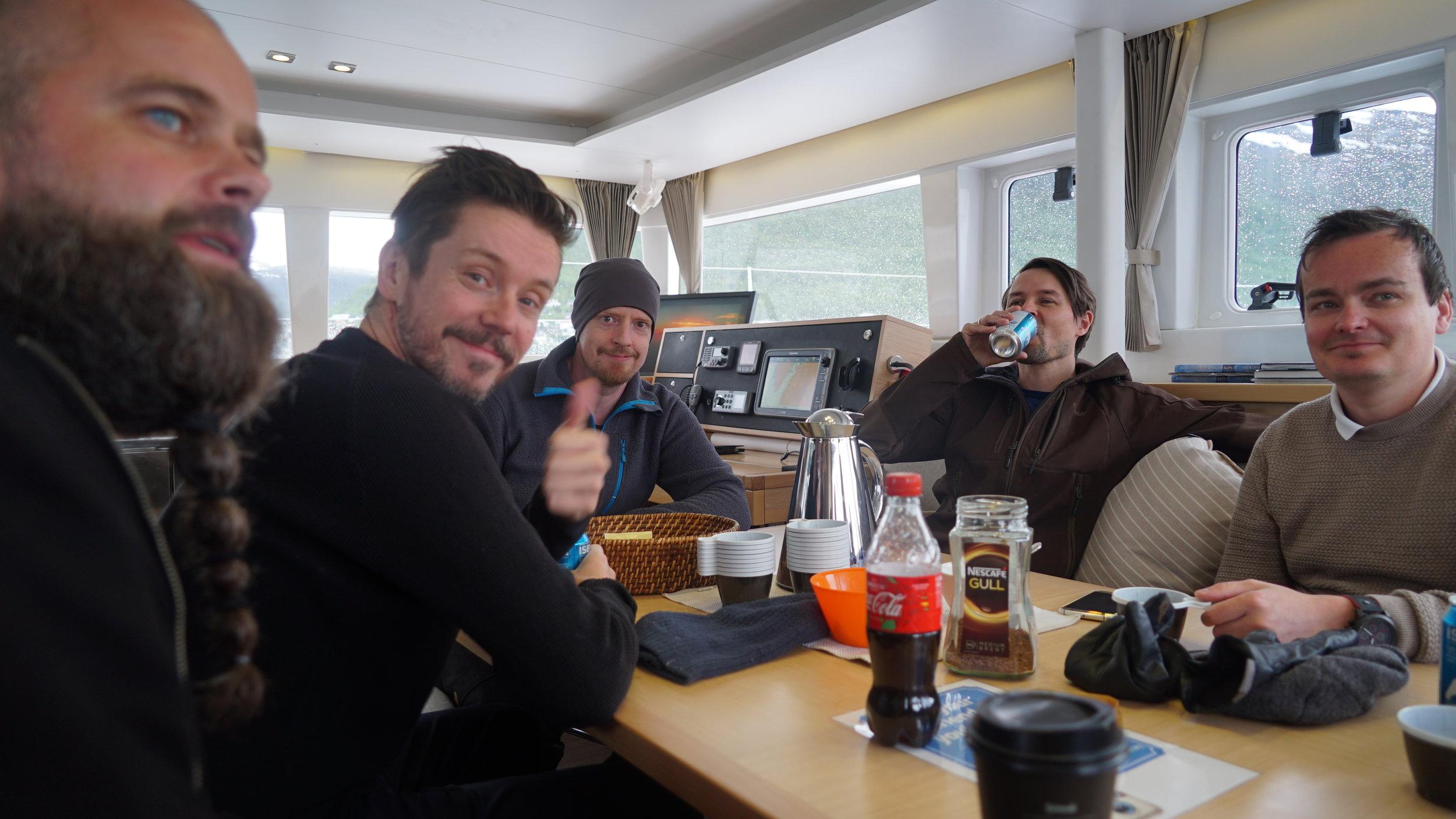 Utdrikningslag |#Tromsø | #Sail and Relax