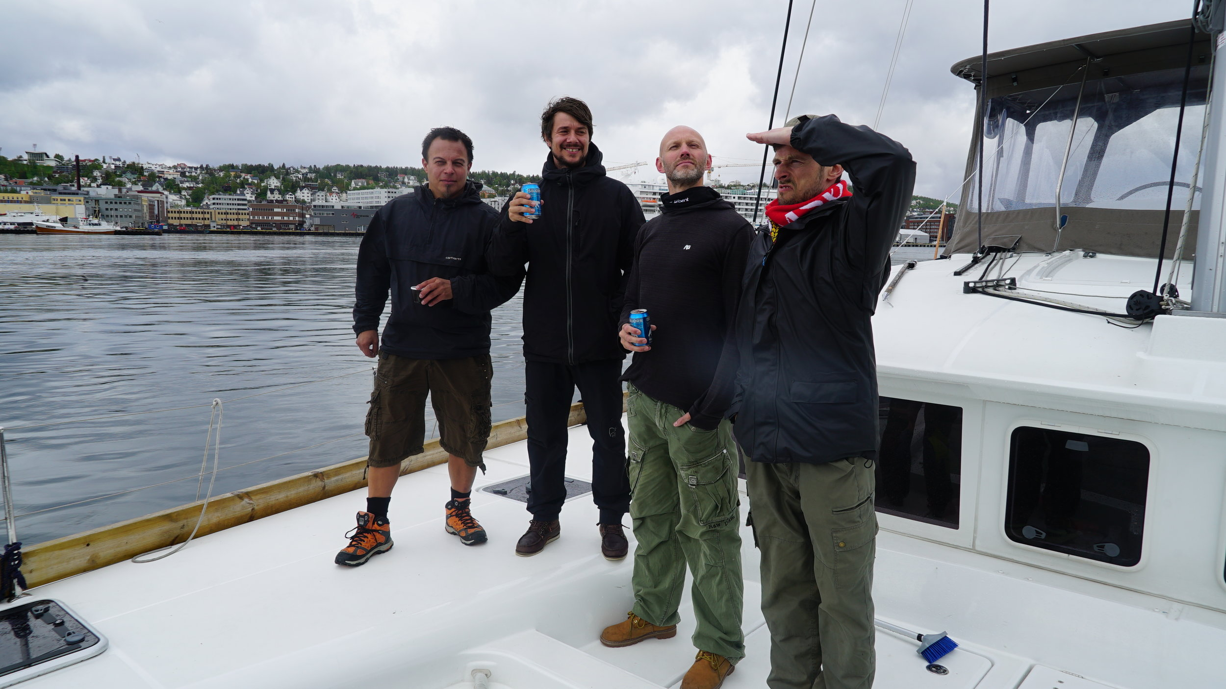 Utdrikningslag | #Tromsø | #Sail and Relax