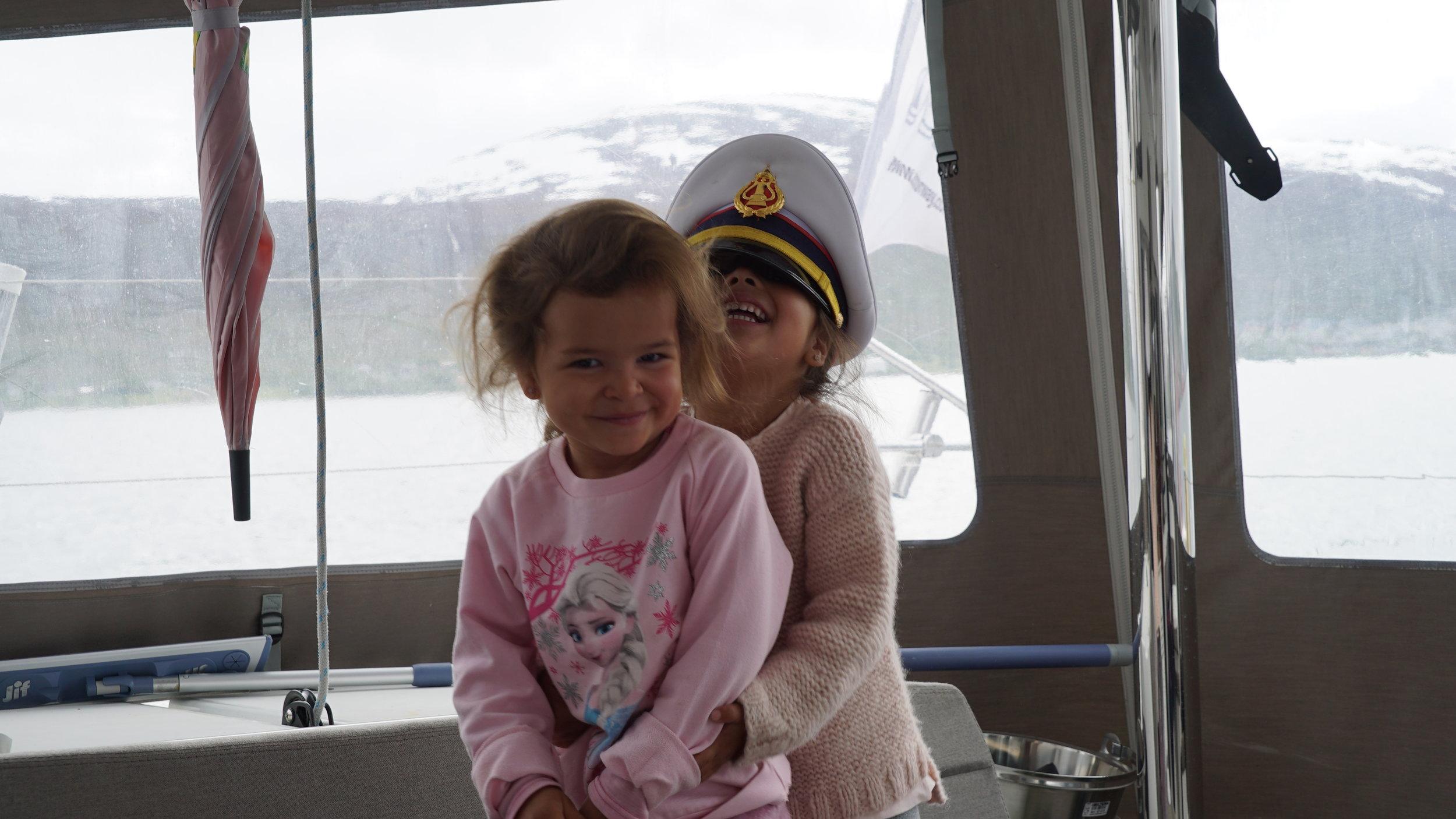 #Sail and relax |Arctic Princess