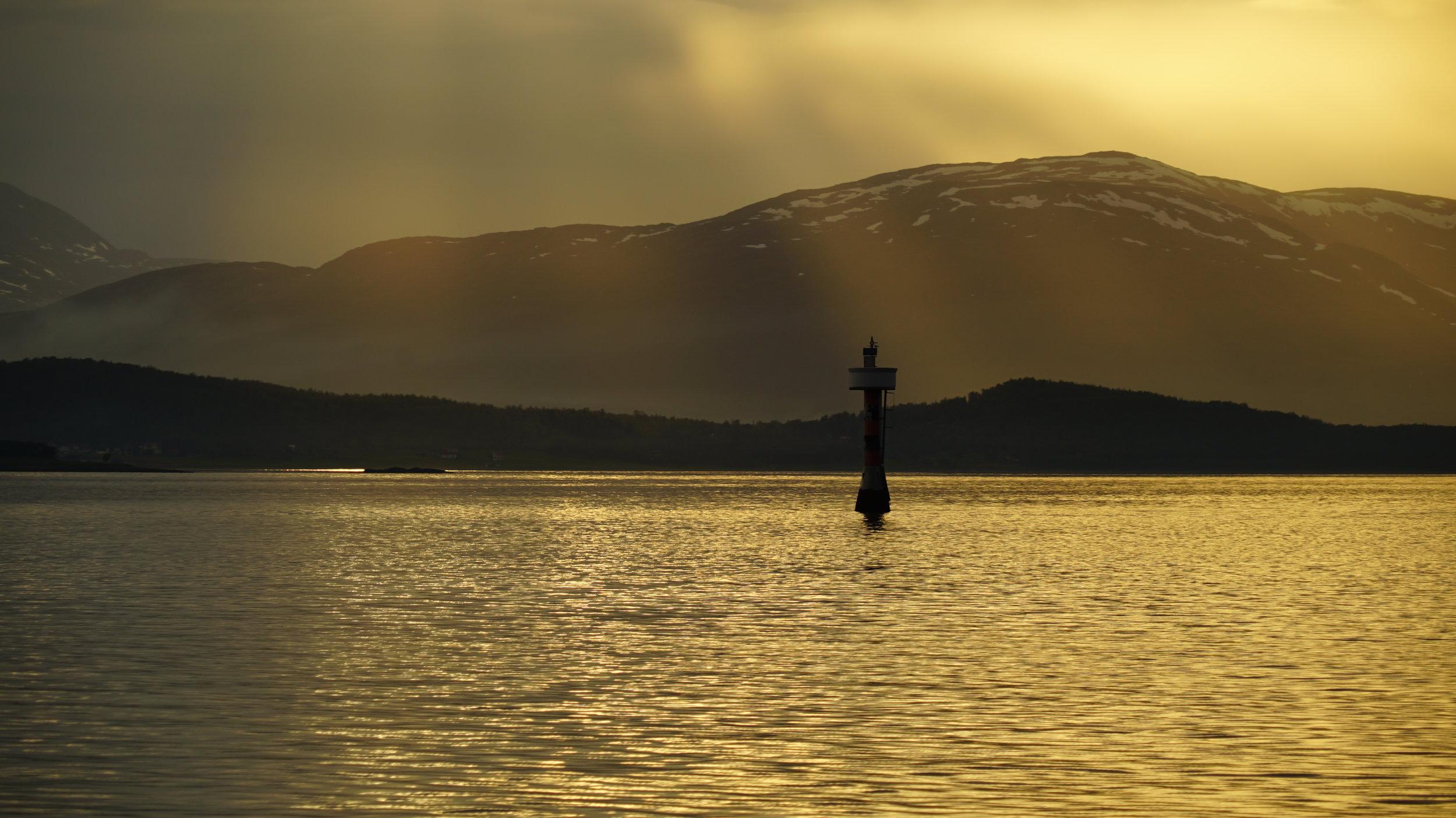 Sankthans | #Midsummer cruising |#Tromsø