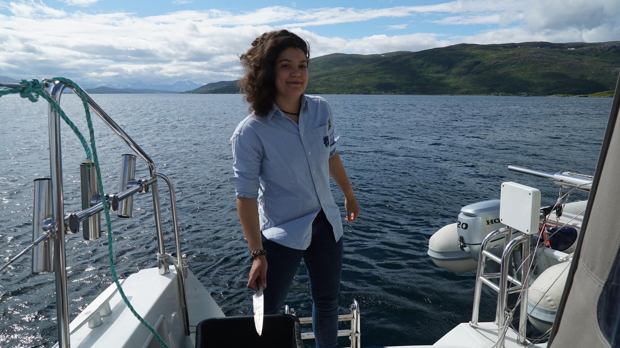 #Fjordcruise #Fishing #Tromsø
