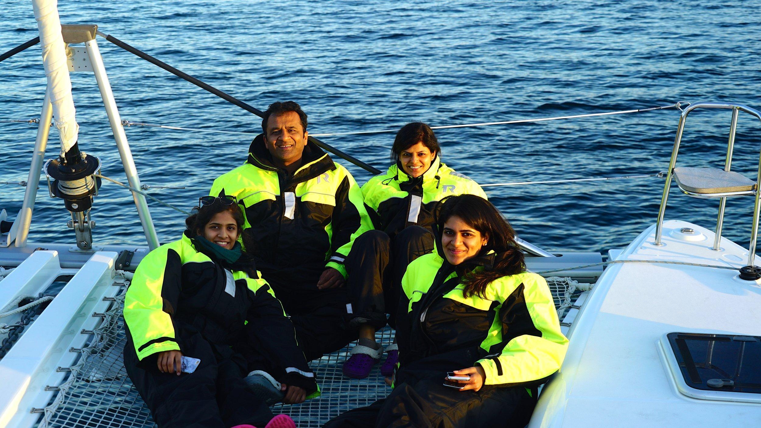 #Midnightsun #Sailing #Tromso #Boat | #Arctic Princess