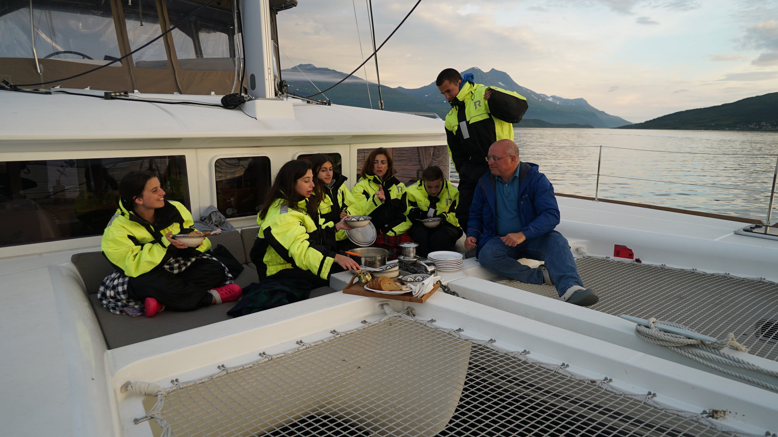 #Midnightcruise | #Tromso |#VIP from US