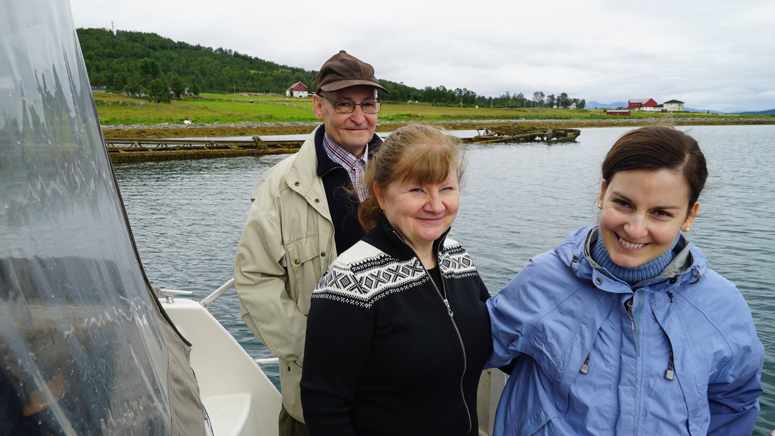 #sightseeing | #Tromsø |#Tirpitz visit | Princees Emi