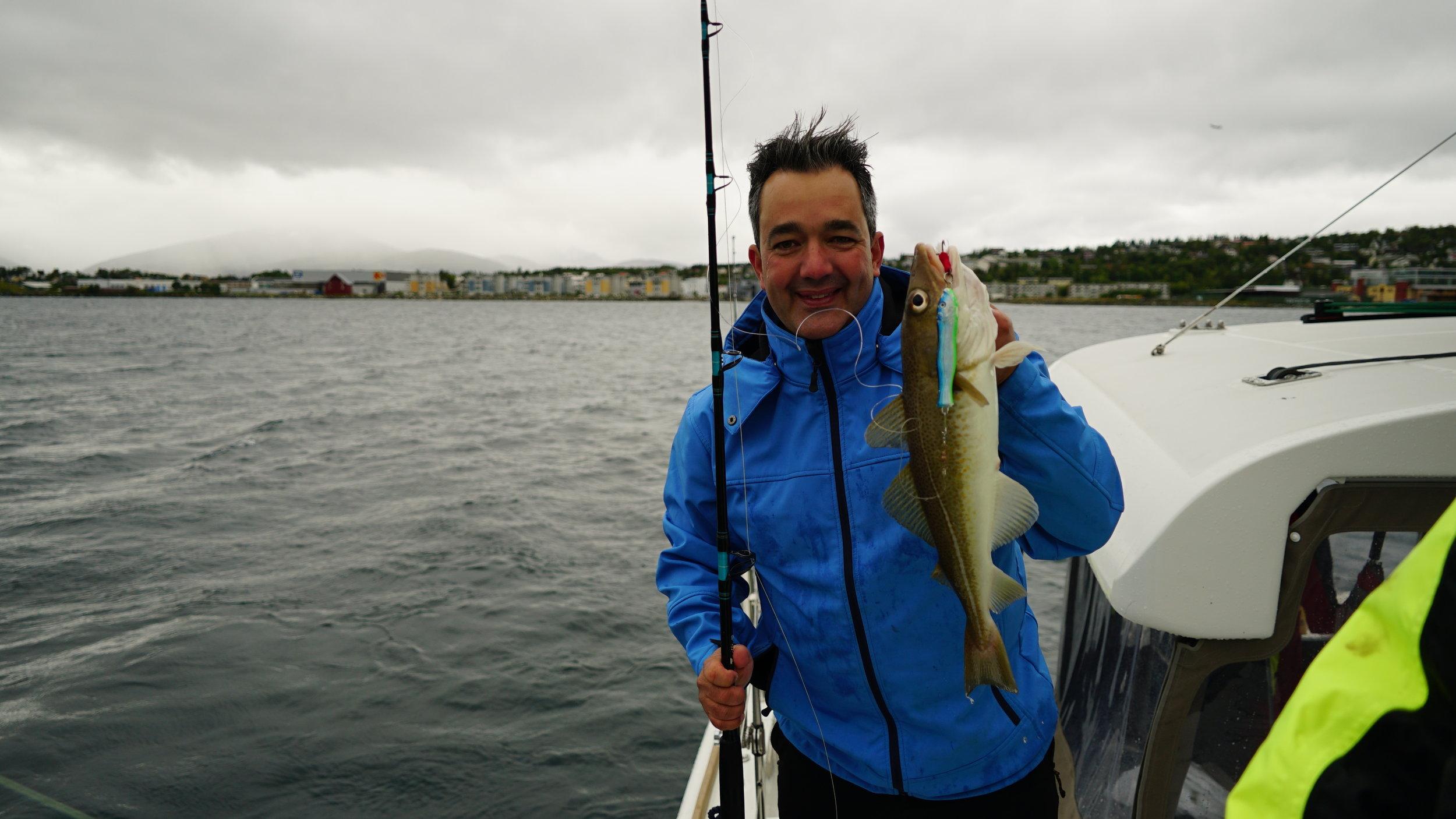 #Fisketur | #Arctic Princess | Norske gjester