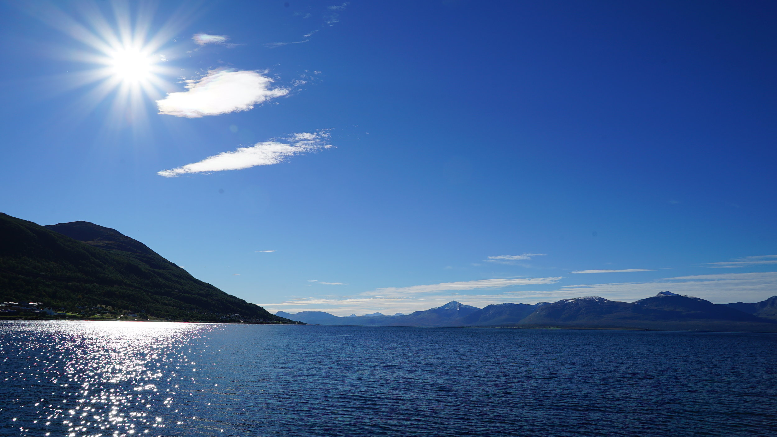 #Sailing and Relax | Guests from #USA | #Arctic Princess