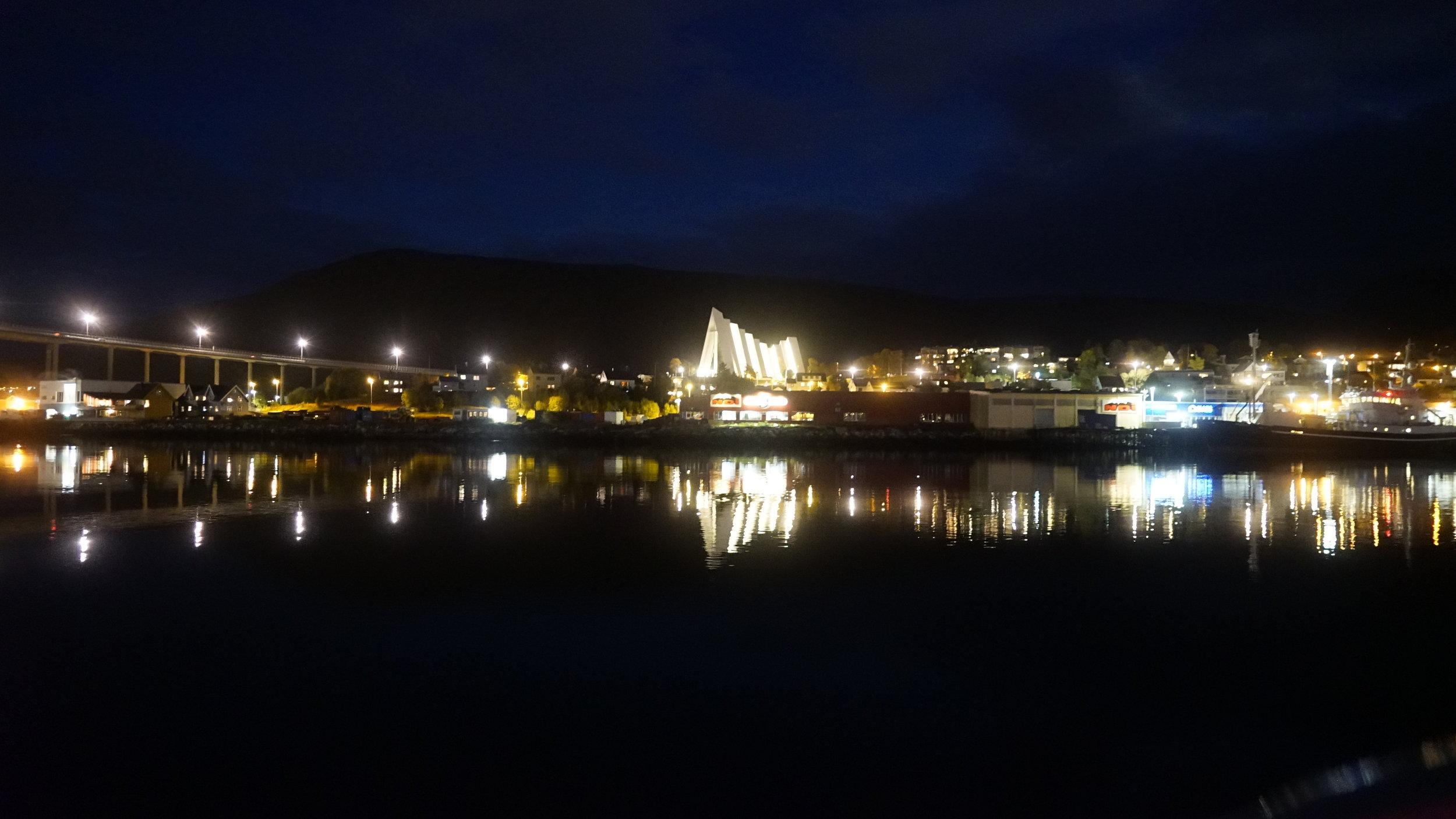#Blåtur | Norske gjester på Princess Emi | Tromsø