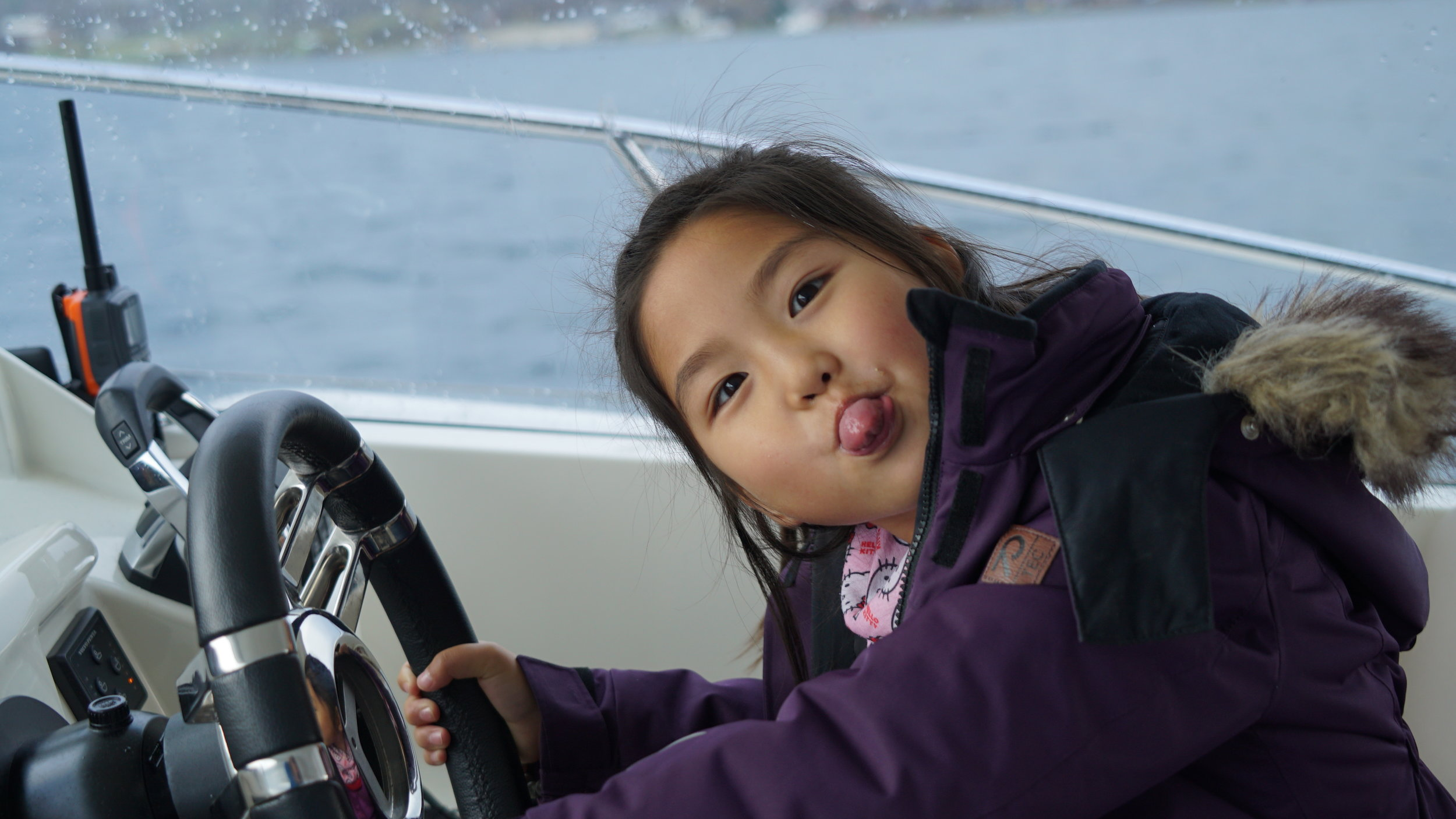 #Sightseeing and #Fishing | #Tromso | #Princess EMI| Guests from China
