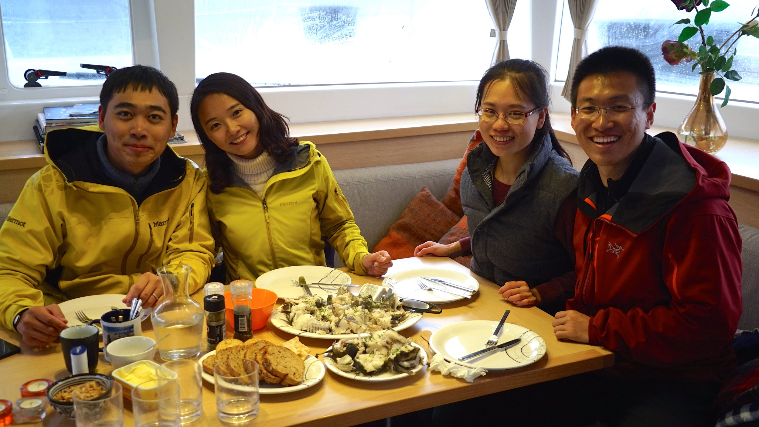 #Fishing tour | Guests from China | Arctic Princess | #Tromso
