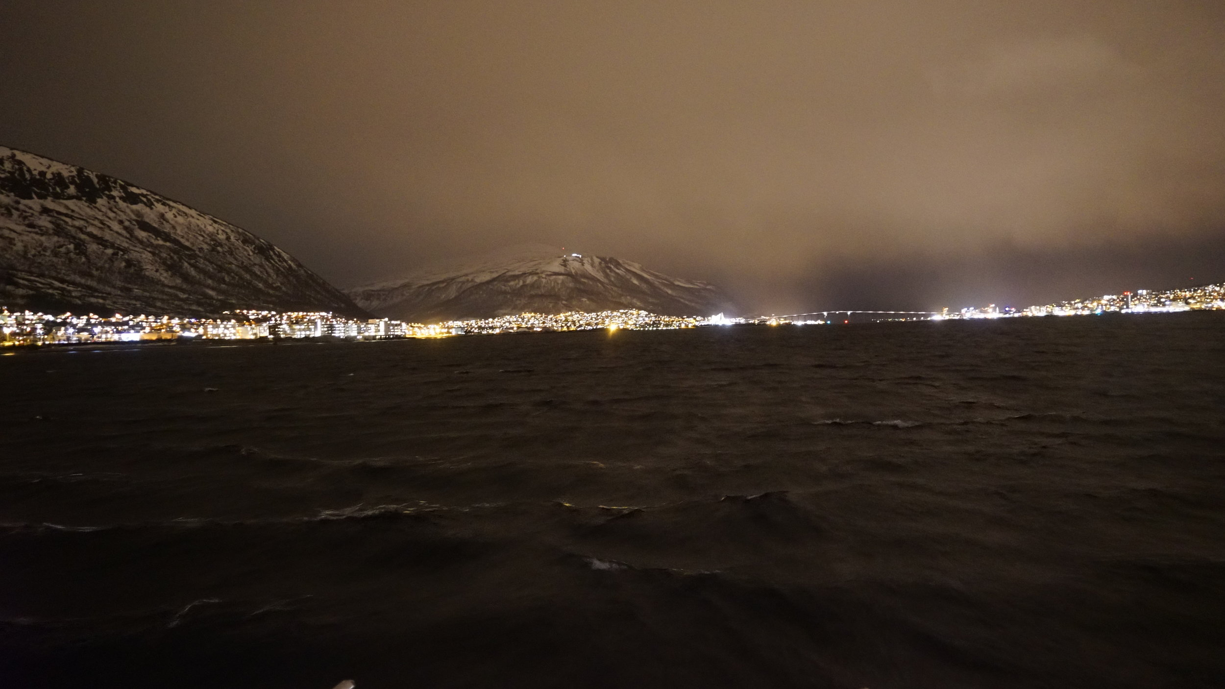 #Northernlight sailing |#Arctic Princess | #Tromsø