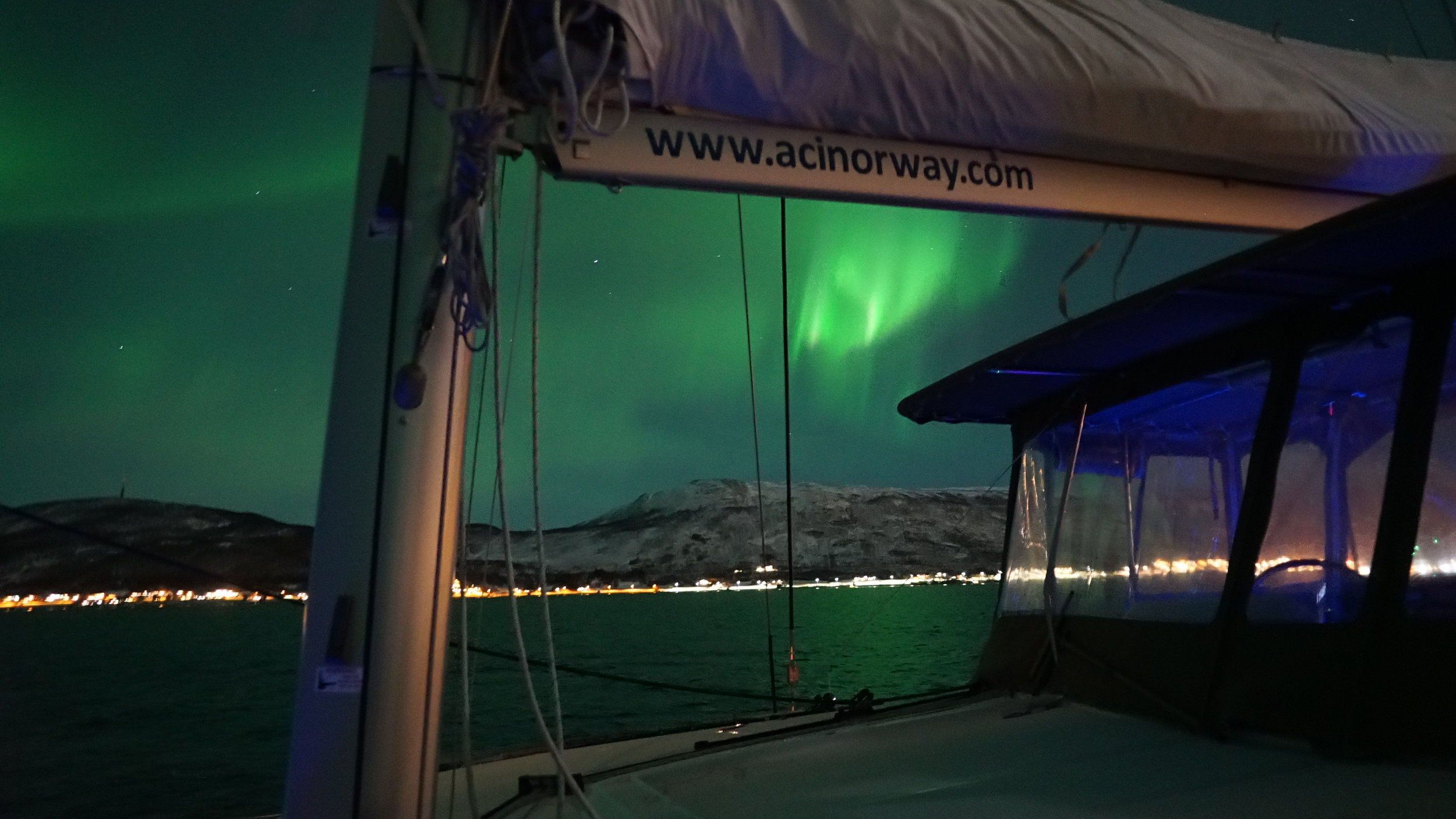 #Northernlight | #Tromso | #VIP | #Guests from Saudi Arabia