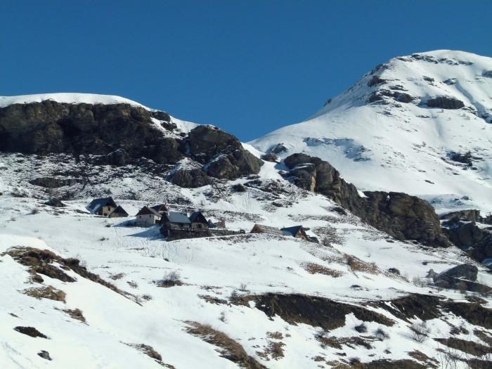 chalet d'alpinage