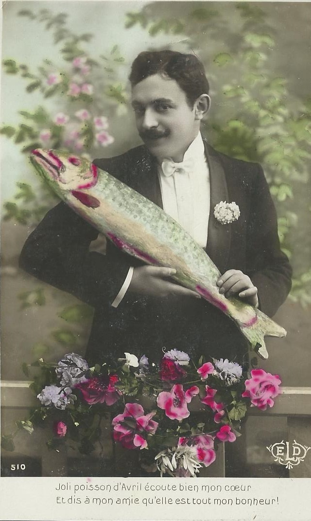 Poisson d'Avril, The French Muse