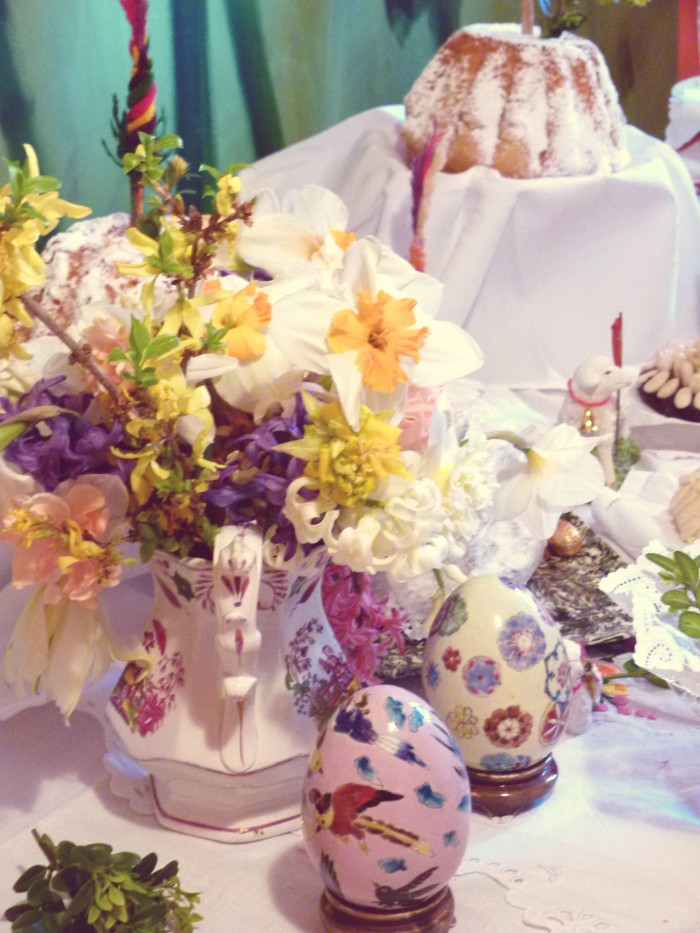 Polish Easter traditions Saignon, The French Muse