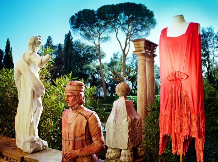 Twenty One dresses, Callot Soeurs New Yorker