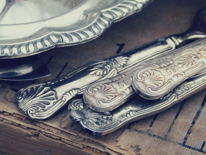 The French Muse - brocante flea market finds