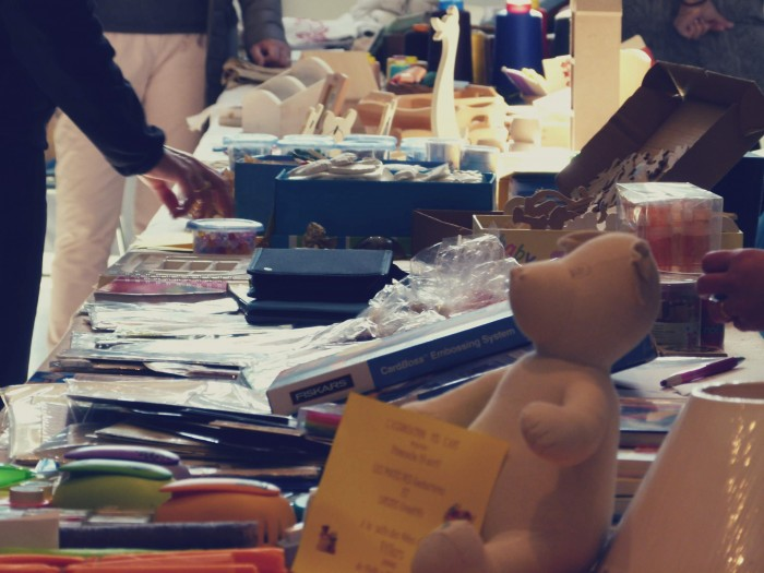 craft, Flea market, brocante, The French Muse