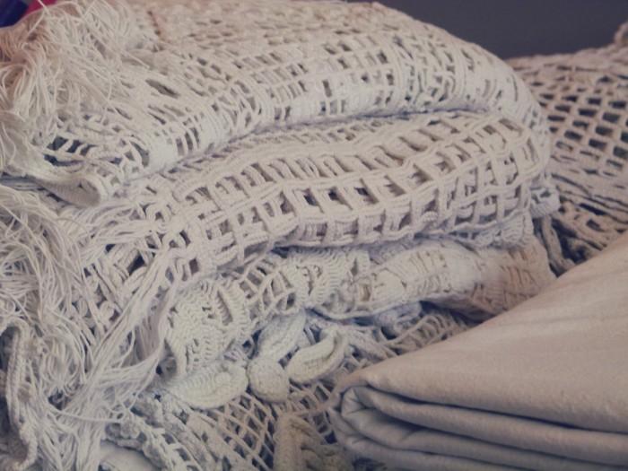 crochet, Flea market, brocante, The French Muse