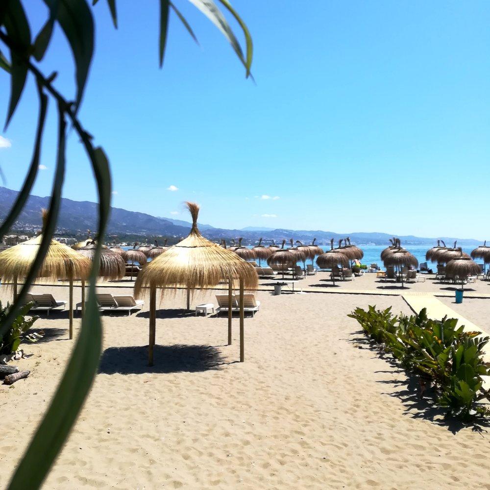Playa Puerto Banús - Puerto Banus, 29660 Marbella, Málaga