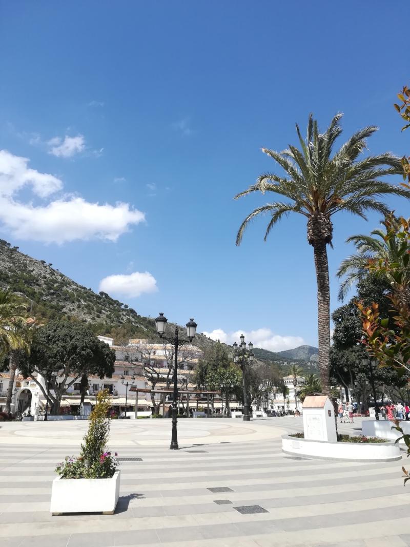 Plaza Virgen de la Peña - Mijas Pueblo,29650 Mijas,Málaga