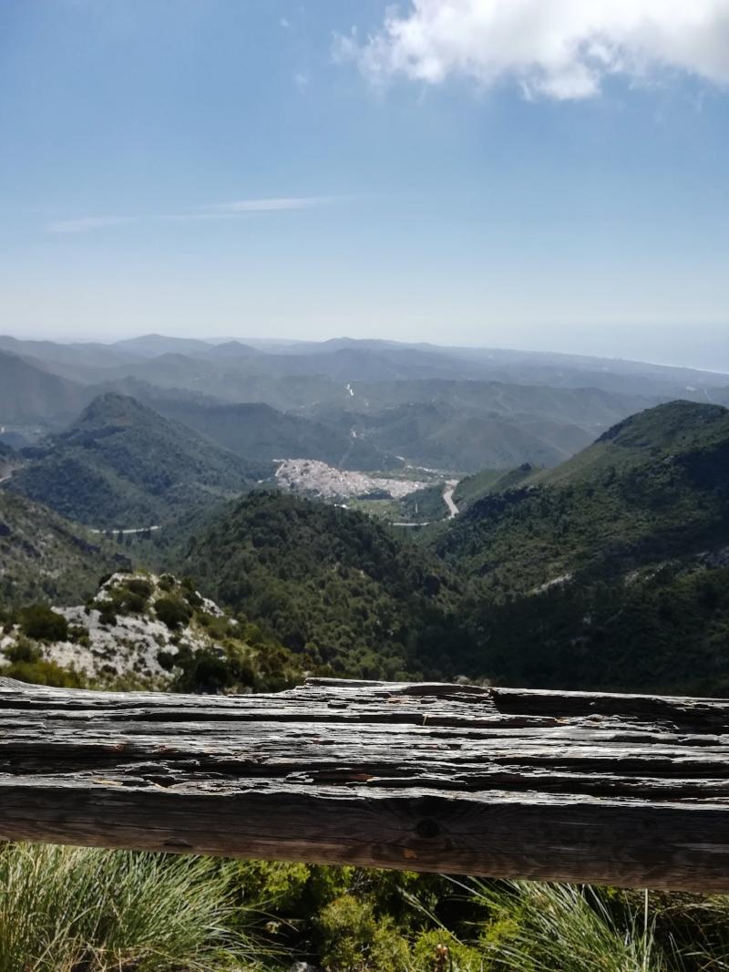 Pico de la Concha - Sierra de las Nieves Natural Park, 29611 Istán, Málaga