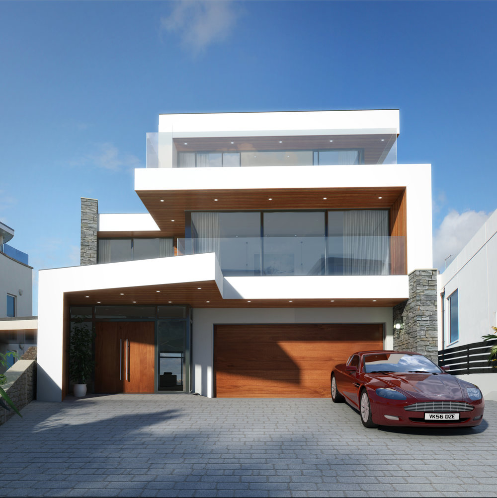 new build houses poole
