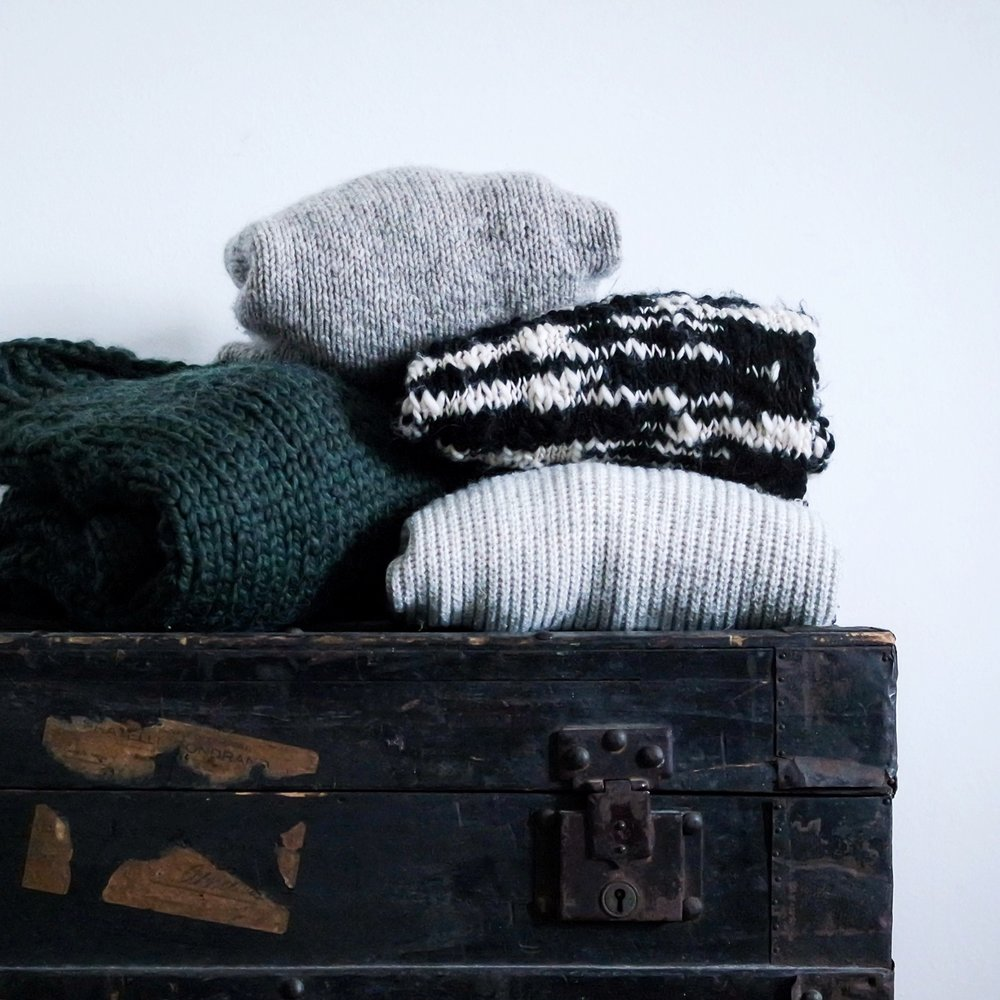 Stack of Knitwear.JPG