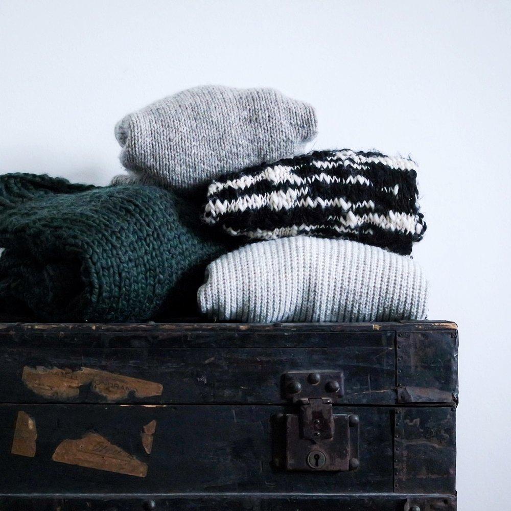 Stack of Knitwear.JPG