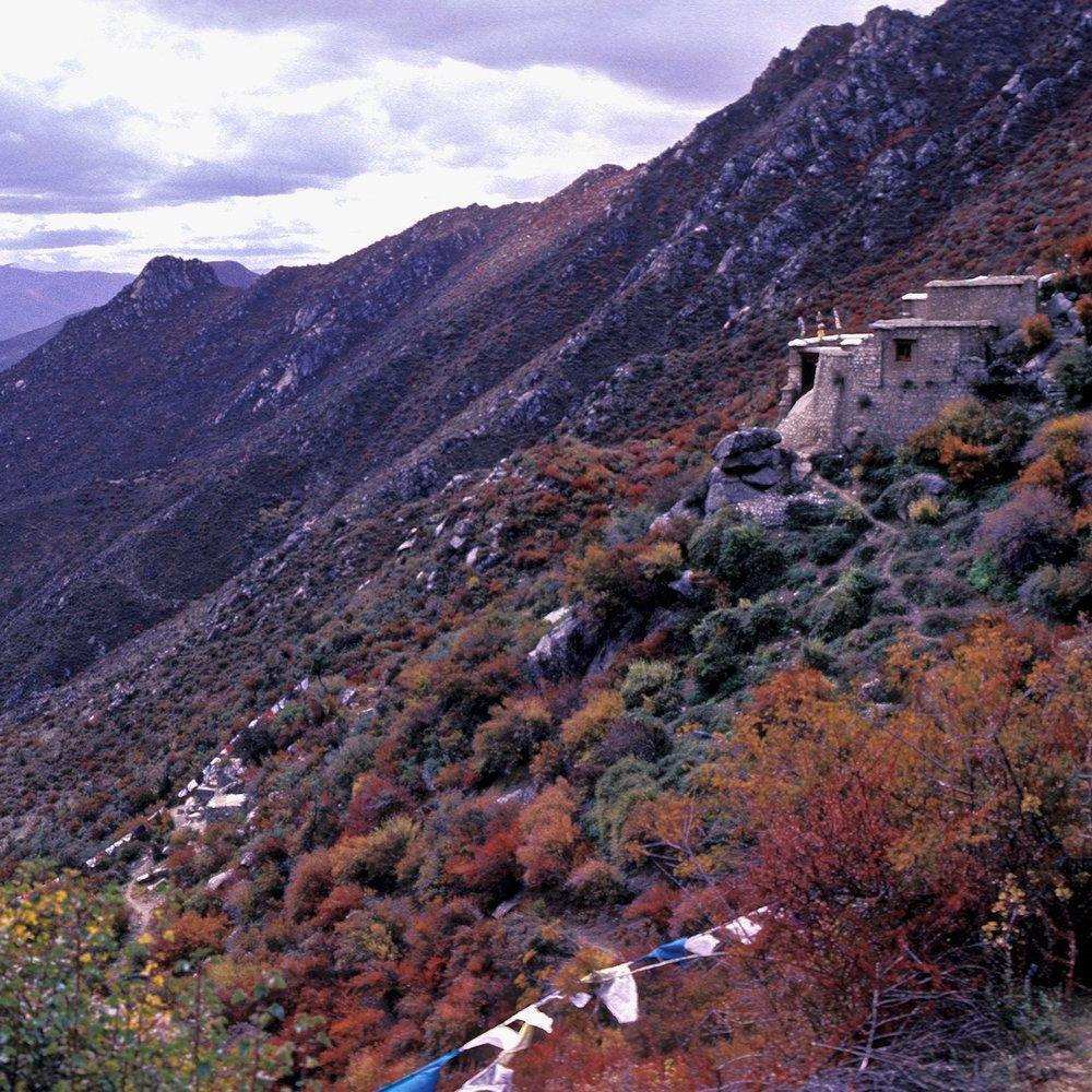 69. Yarlung Valley, Tibet 1987.jpg