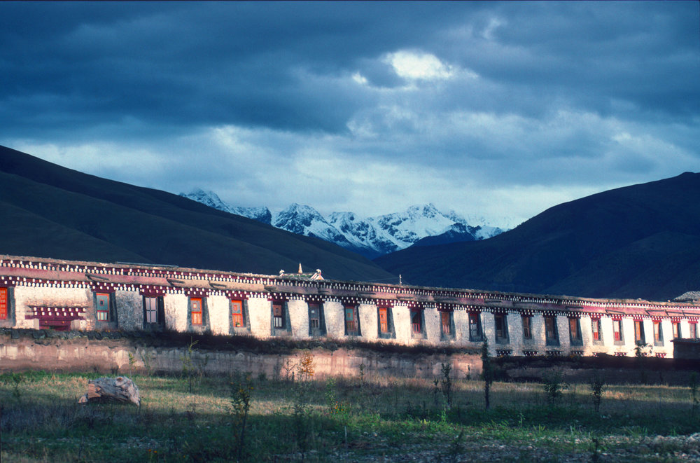44. Gata Gompa, Sichuan (Kham), East Tibet 1990.jpg