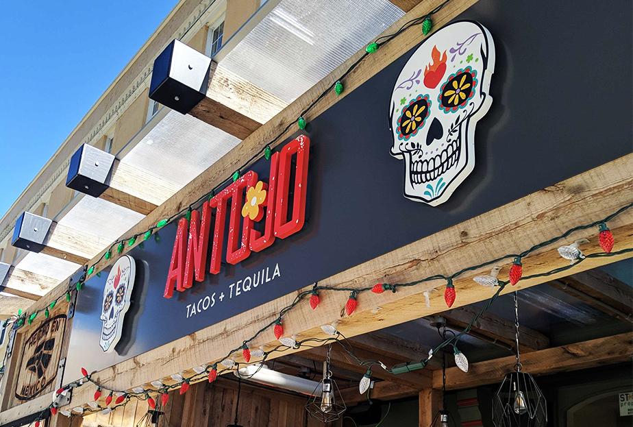 Antojo Tacos + Tequila Restaurant