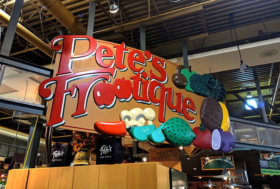 Pete's Frootique in Sunnyside Mall